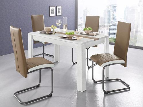 Mesa de Comedor diseño vintage Ref: Maddie (140x80x78)