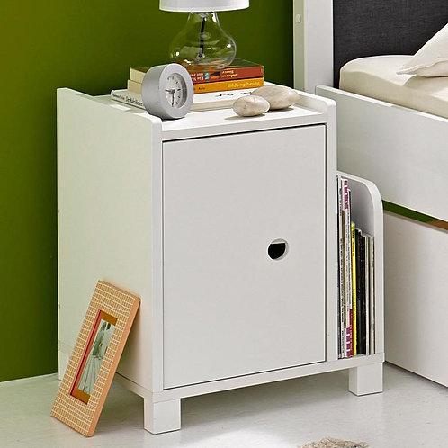 Mesa de noche diseño moderno Ref: Anira (50X45X38)