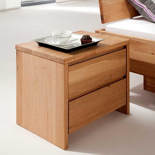 Mesa de noche diseño moderno Ref: Ventura (50X40X40)