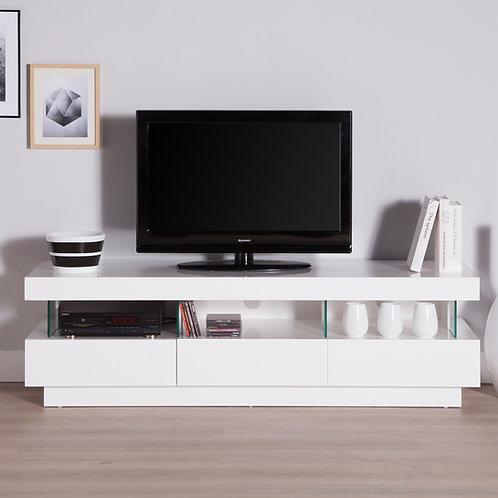 Mesa de television Diseño Ultra Moderno Ref: Fober (160X40X50)