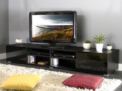 Mesa De Television Moderna Ref Hilary 200x40x50 - Mesas-para-tv-modernas
