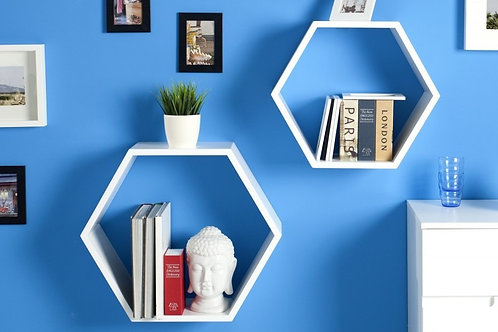 Repisa / Estanteria Diseño Minimalista Ref Thalia (50)(40)