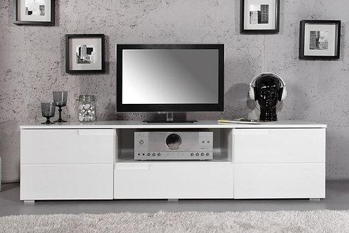 Mesa De Televisión Minimalista Lacada Ref: Carey (170x40x45)