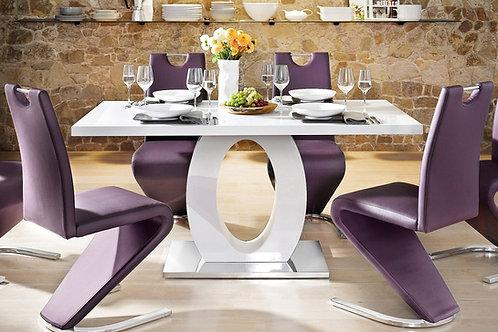Mesa de Comedor de Diseño Moderno Ref: Encina (160x90x78)