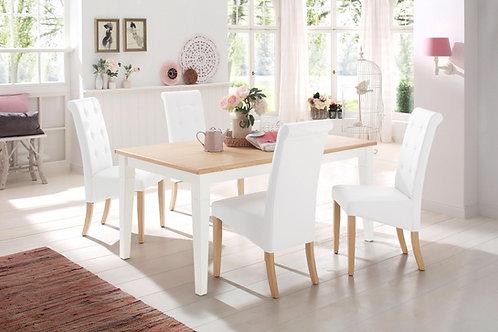 Mesa de Comedor diseño Vintage Ref: Anael (180x90x78)