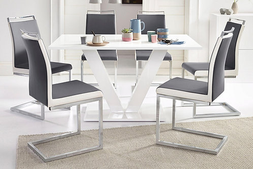 Mesa de Comedor Diseño Minimalista Ref Carpe (140x80x78)
