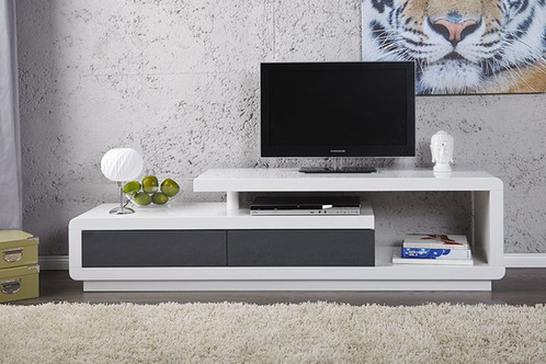 Mesa De Television Moderna Lacada Push Ref: Artaban (170x50x40 ...