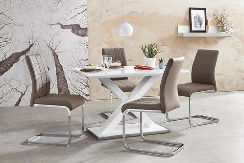 Mesa de Comedor diseño Moderno Ref: Equis (120x90x78)