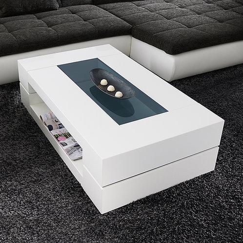 Mesas De Centro Diseño Minimalista Ref: Mobella (100X55X31)