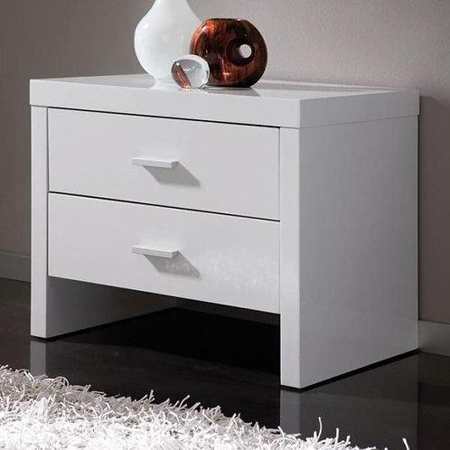 Mesa de noche Diseño Moderna Ref: Hasam (48X40X45)