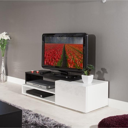 Mesa de Television Diseño Minimalista  Ref: Crater (120X40X40)