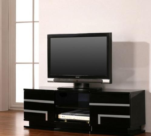 mueble de television moderno y elegante cuenta con y entrepaos para guartar tus objetos