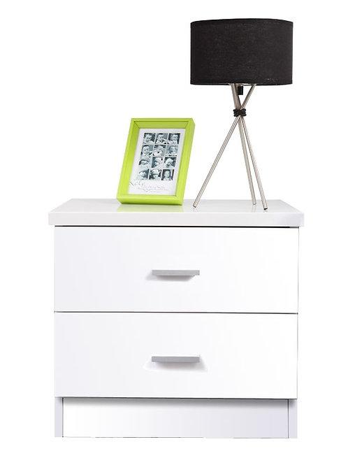 Mesa de Noche Diseño Minimalista Ref: Noha (44X40X48)