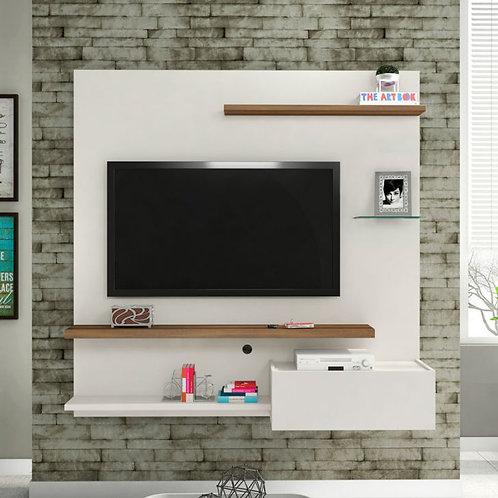 Panel para Tv Diseño Moderno Ref: Tiano (160x160x35)