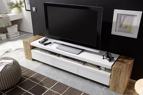 Mesa De Televisión Minimalista Lacada Ref:Jabe Plus (200x40x45)