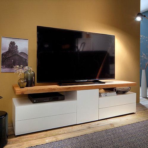 Mesa De Television Moderna con Tapa en Teka Ref: Canna (180X40X50)