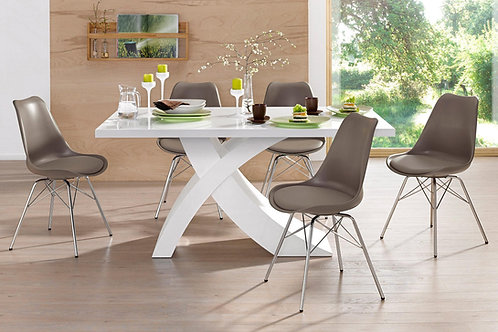 Mesa de Comedor diseño Moderno ref: Grace (160x90x78)