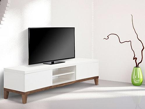 Mesa de Television en madera Lacada Ref: Clemount (180X40X50)