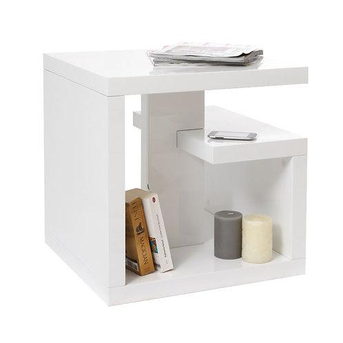Mesa Auxiliar Diseño moderno minimalista  Ref: Halton(50X50X50)