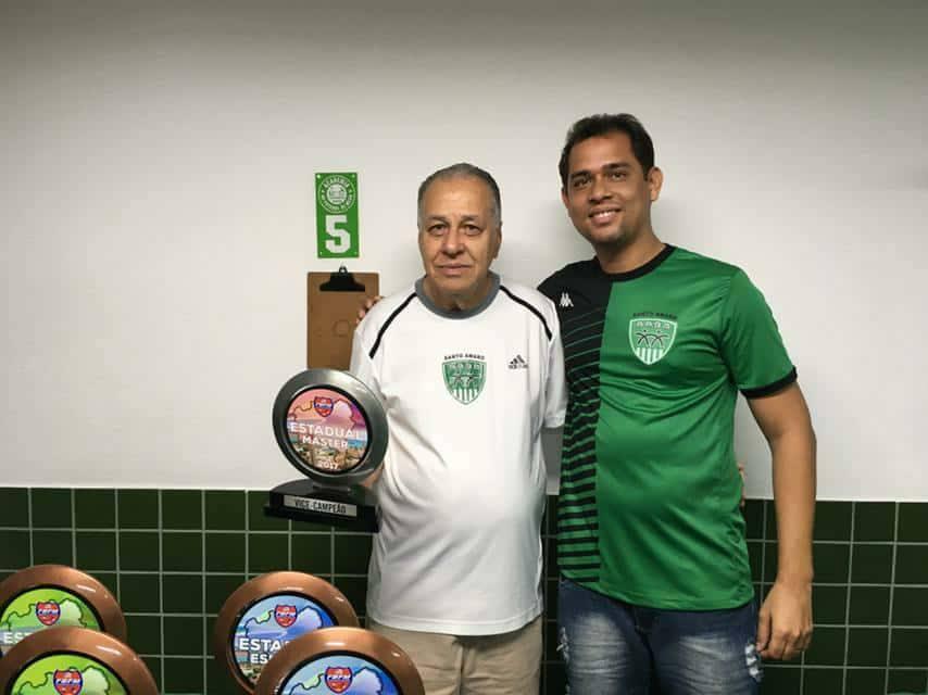 Mutti - Vice Campeão Estadual Master 2017