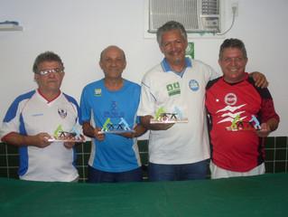 Resultado - Copa Bahia Master 2011