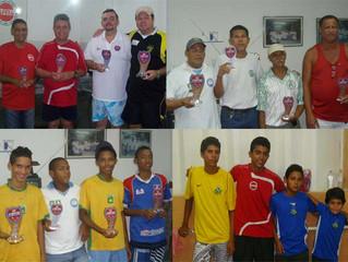 Tcs Senior e Junior - Tci Senior e Junior 2010