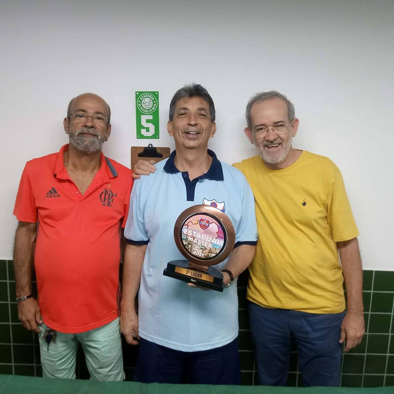 Gerdival - 3º lugar Estadual Master