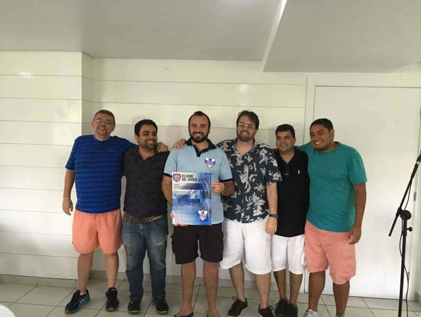 Baiana - Clube de Ouro 2017