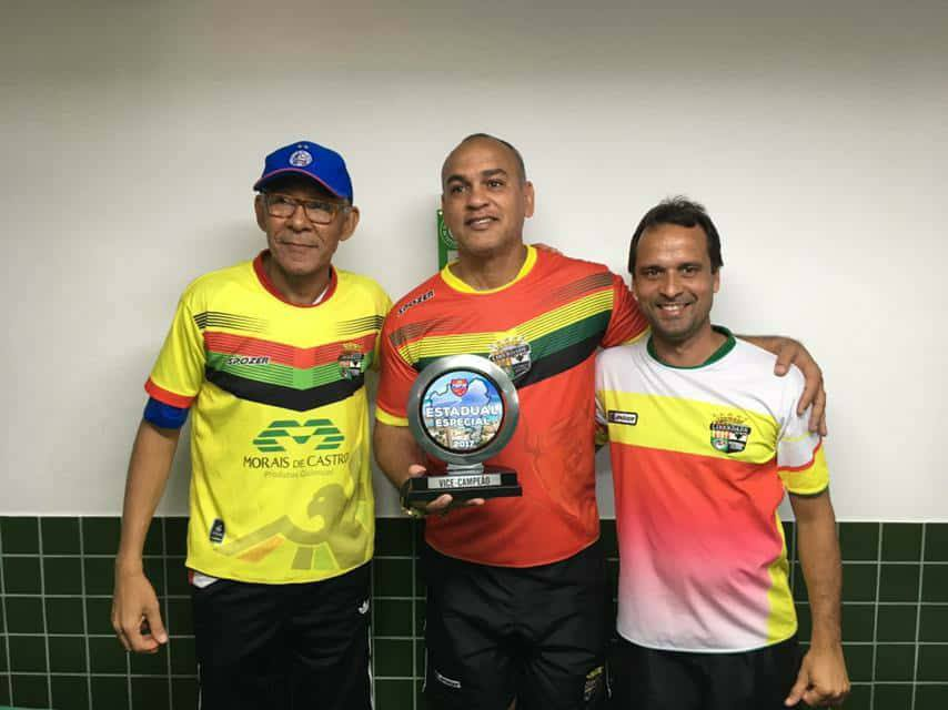 Fera - Vice campeão estadual especial 2017