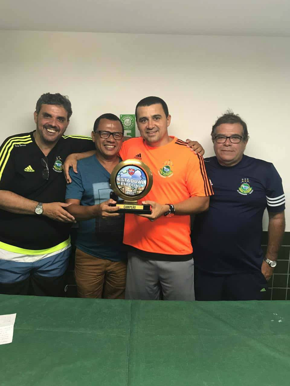 Danilo - Campeão estadual especial 2017