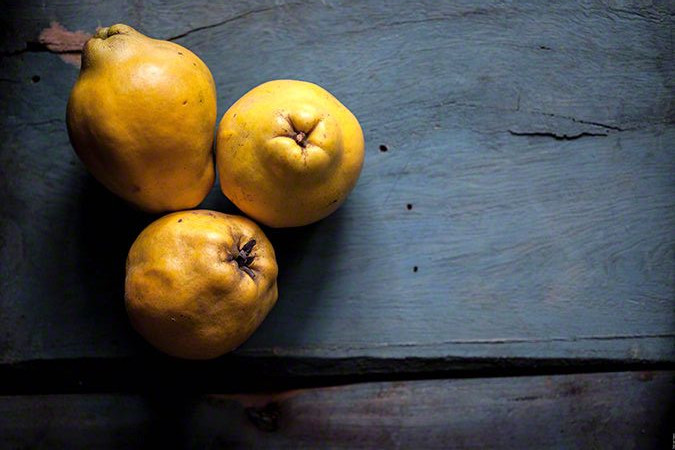 Quitten für Herbstliche Desserts