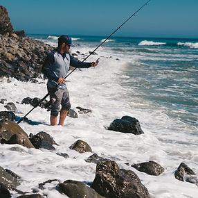 La pesca en el Océano