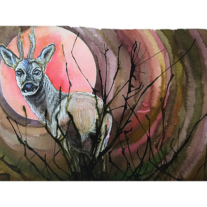 _Hunting a Deer.JPG