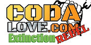 coda love logo in whit background for vi