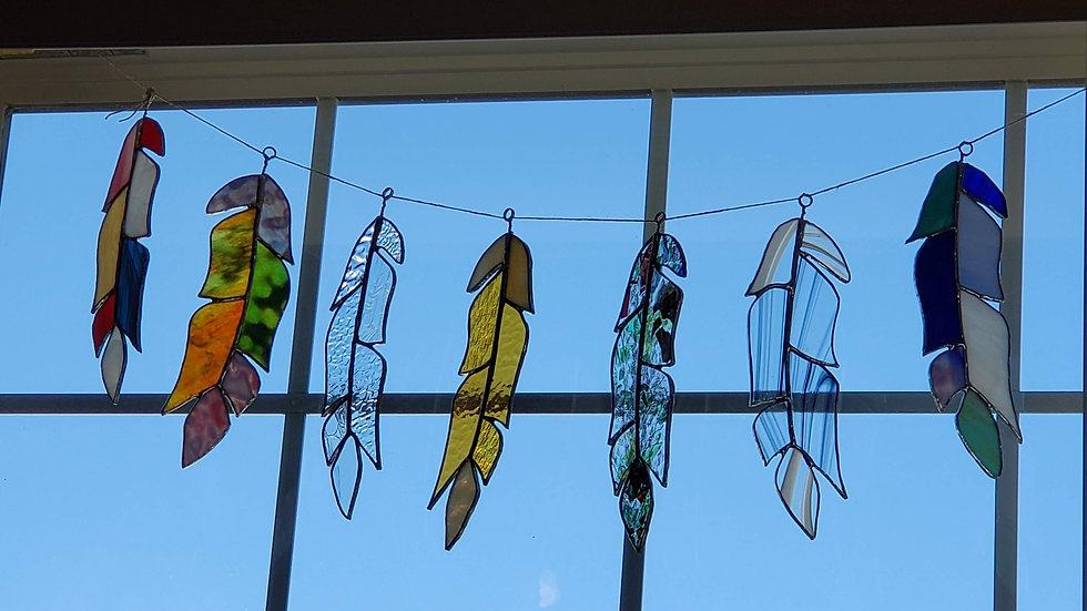 One Day Feather Class Saturday September 26th