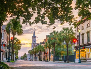 Solo Trip: Charleston, South Carolina