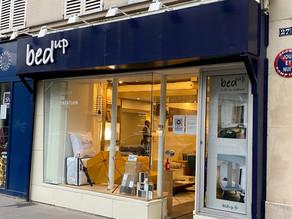 3 news du vendredi : 1. je vous retrouve ce dimanche chez BedUp 27 avenue de Lowendal, 75015 Paris