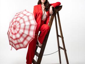 Après le cinéma : la mode pour le Valentine du Parapluitier
