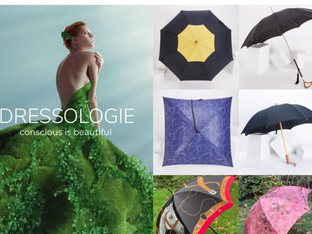 Dressologie and Le Parapluitier : why this partnership is so obvious !