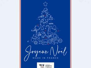 Le Parapluitier est partenaire du Premier Catalogue de Noël Made in France