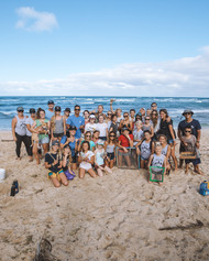 Thank you Sustainable Coastlines Hawaii!