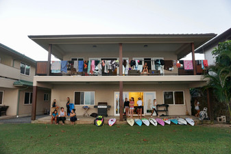Mahalo WSL Hawaii for hosting our first ever Moore Aloha Camp.