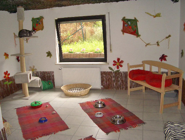 Garten-Zimmer