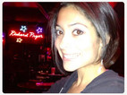 Christine Little at the Comedy Store
