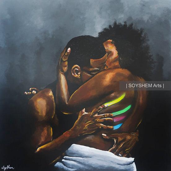 Love, in colour