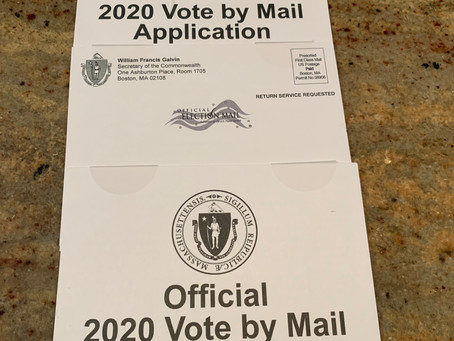 Request your vote by mail ballot!