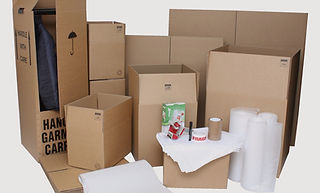 packing materials for moving house