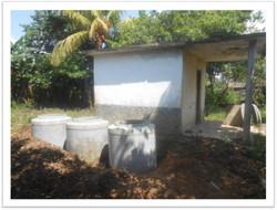 Cisterns in place in Zorrilla
