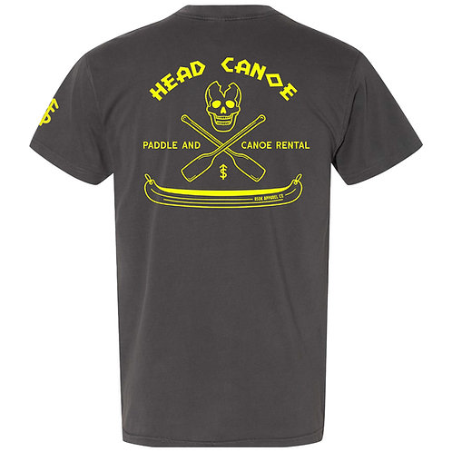 Head Canoes Pocket Tee
