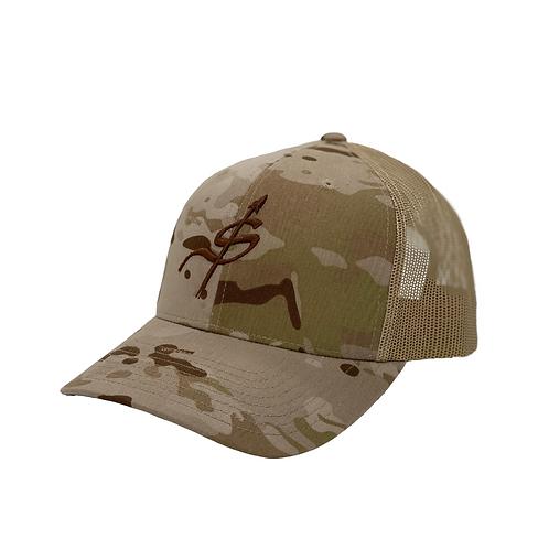 ASA Arid Multicam Hat